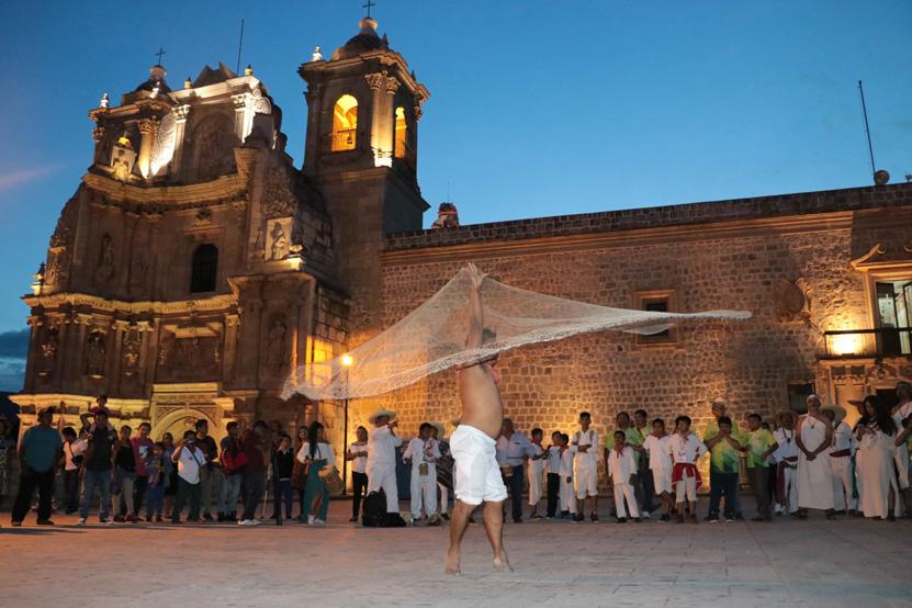 Oaxaca despide a los pueblos hermanos | El Imparcial de Oaxaca