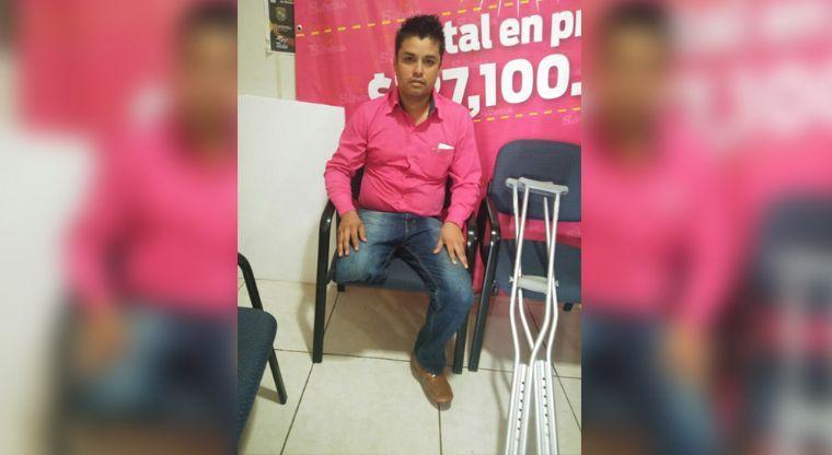 Demanda a policías tras ser atropellado y perder una pierna   El Imparcial de Oaxaca