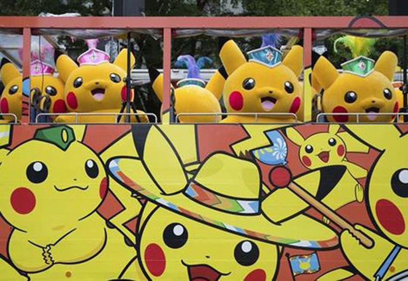 Celebran en Japón primer año de Pokémon Go   El Imparcial de Oaxaca