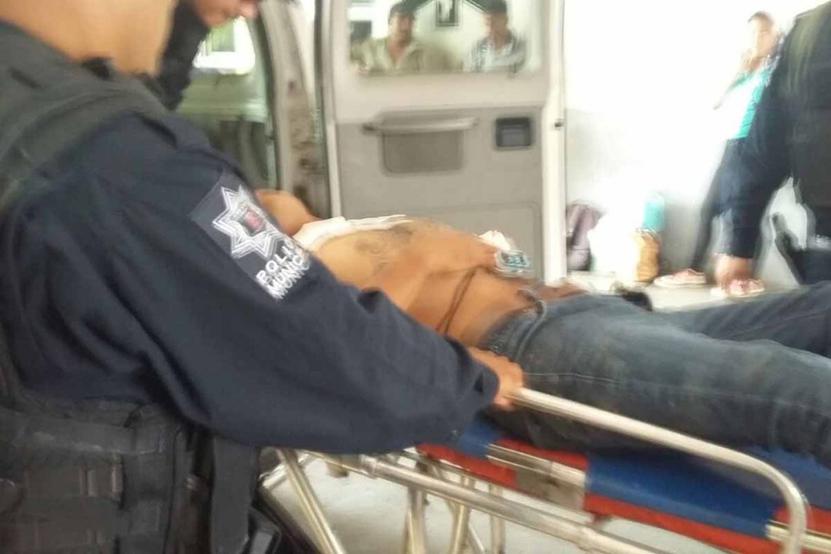 ¡Andaba suelto el diablo! en Candelaria Loxicha | El Imparcial de Oaxaca