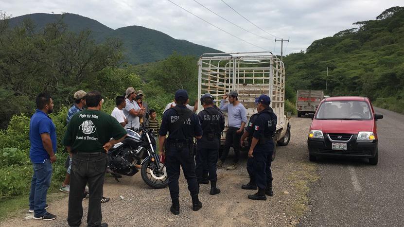 ¡Violento atraco en Huajuapan de León, Oaxaca! | El Imparcial de Oaxaca