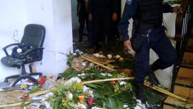 Liberan órdenes de aprehensión contra responsables del asesinato en los separos de Santa Lucía   El Imparcial de Oaxaca
