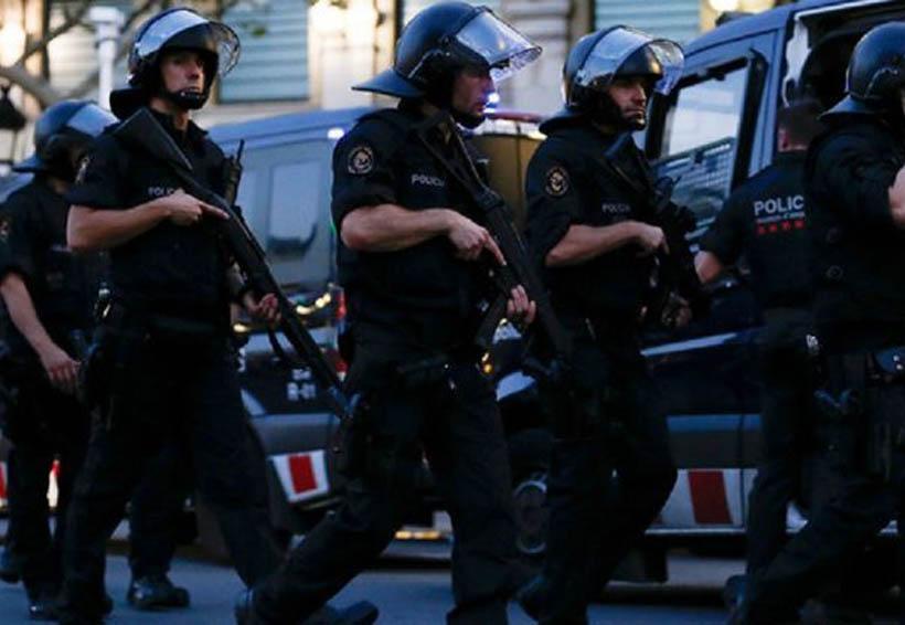 Operativo por el atentado de Barcelona termina en tiroteo | El Imparcial de Oaxaca