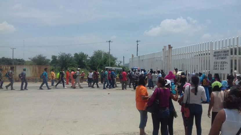 Piden indemnización  por contaminación en Salina Cruz | El Imparcial de Oaxaca