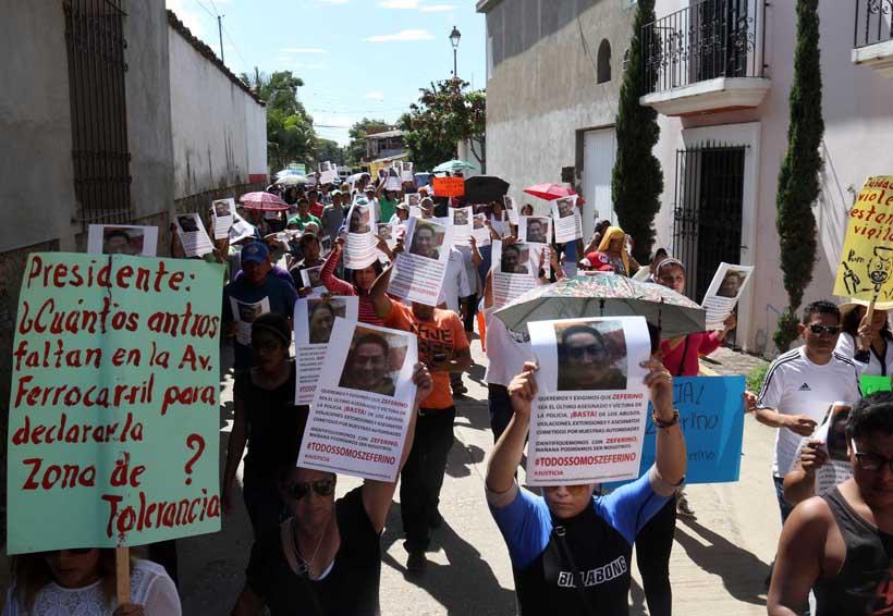 Colonos de Santa Lucía, hartos de abusos policiacos | El Imparcial de Oaxaca