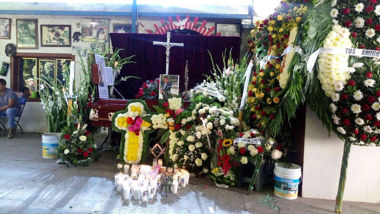 Lloran a Virgilio Ruiz en San Andrés Huayápam | El Imparcial de Oaxaca