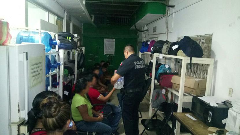Rescatan a 22 migrantes guatemaltecos en el Istmo | El Imparcial de Oaxaca