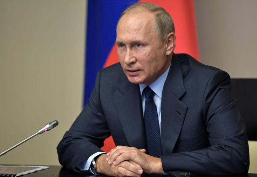 Putin ordena destrucción de armas químicas | El Imparcial de Oaxaca