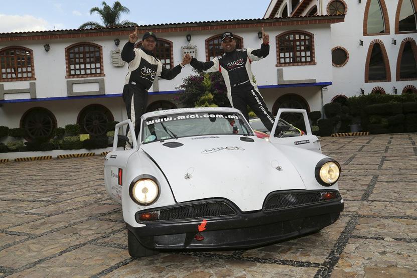 Oaxaqueños se alistan para La Carrera Panamericana | El Imparcial de Oaxaca