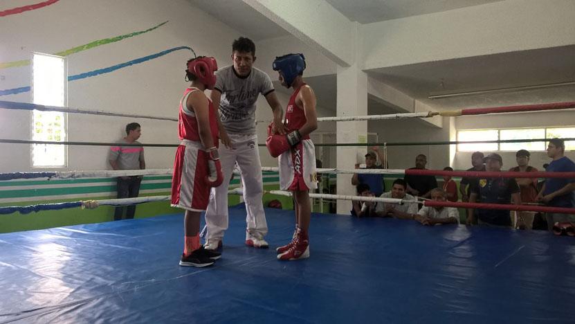 Dual meet en el Gimnasio Municipal | El Imparcial de Oaxaca