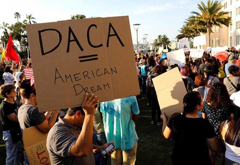 'Dreamers' demandan al gobierno de Trump por DACA | El Imparcial de Oaxaca