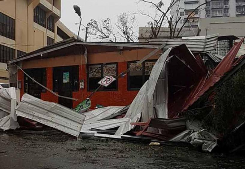 Puerto Rico, zona de desatre mayor tras el paso de 'María'   El Imparcial de Oaxaca