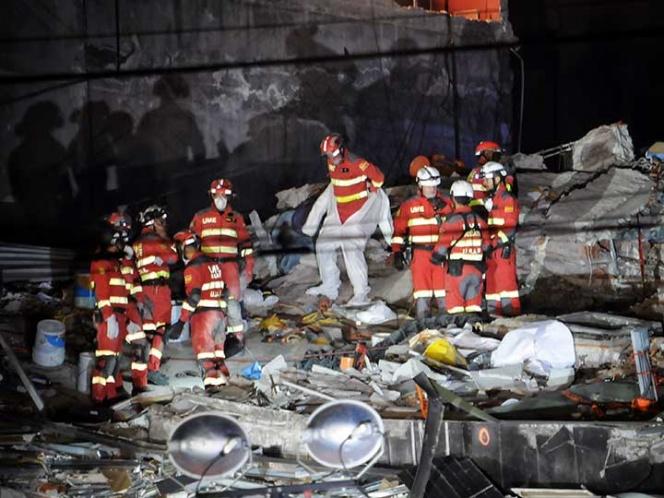 Ocho cuerpos más son hallados en derrumbe de Álvaro Obregón; suman 35 | El Imparcial de Oaxaca