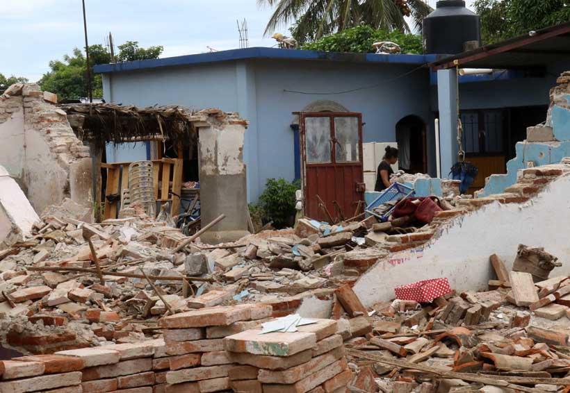 Instalan 11 nuevos albergues tras sismos en el Istmo, Oaxaca | El Imparcial de Oaxaca
