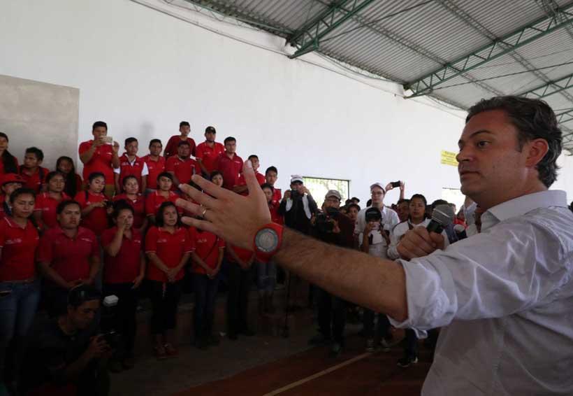 Destinan 1,870 mdp para reconstrucción de escuelas en el Istmo, Oaxaca   El Imparcial de Oaxaca