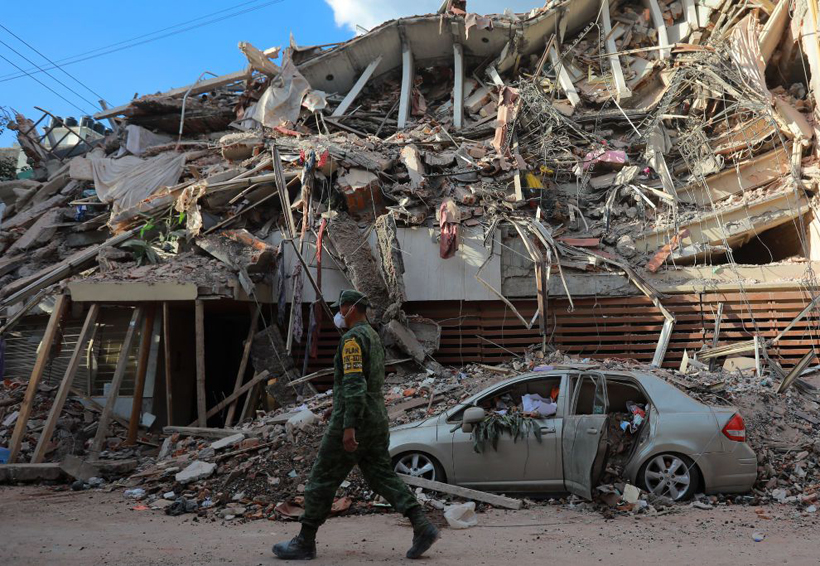 Chile ofrecerá ayuda al sector educativo de México tras sismo   El Imparcial de Oaxaca