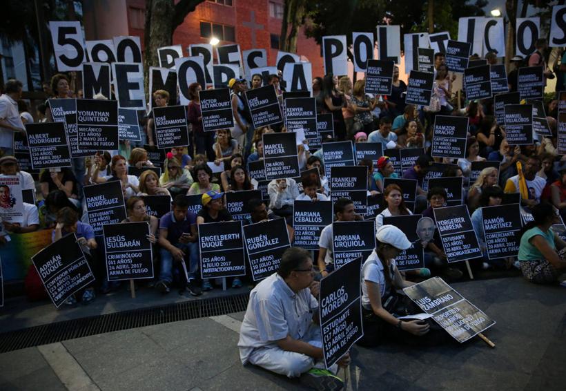 Oposición rechaza condena de Maduro a diputados por supuesta 'traición a la patria' | El Imparcial de Oaxaca