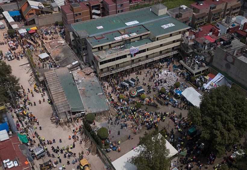 Documento falso avaló la construcción del Colegio Rébsamen   El Imparcial de Oaxaca