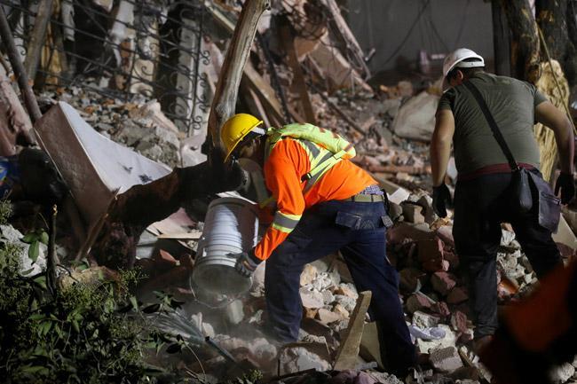 La Unión Europea ofrece ayuda a México tras sismo | El Imparcial de Oaxaca