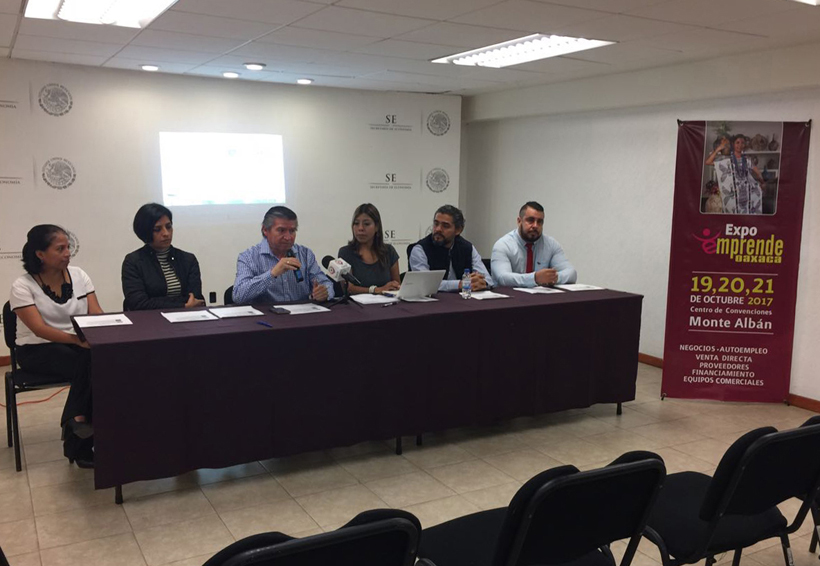 Relanzan Emprende Oaxaca   El Imparcial de Oaxaca