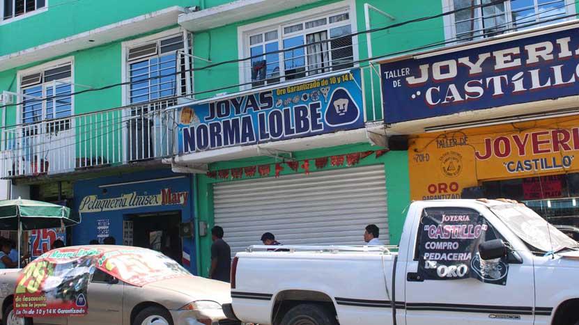 Le dan nueve años de prisión por asalto a joyería en Oaxaca | El Imparcial de Oaxaca