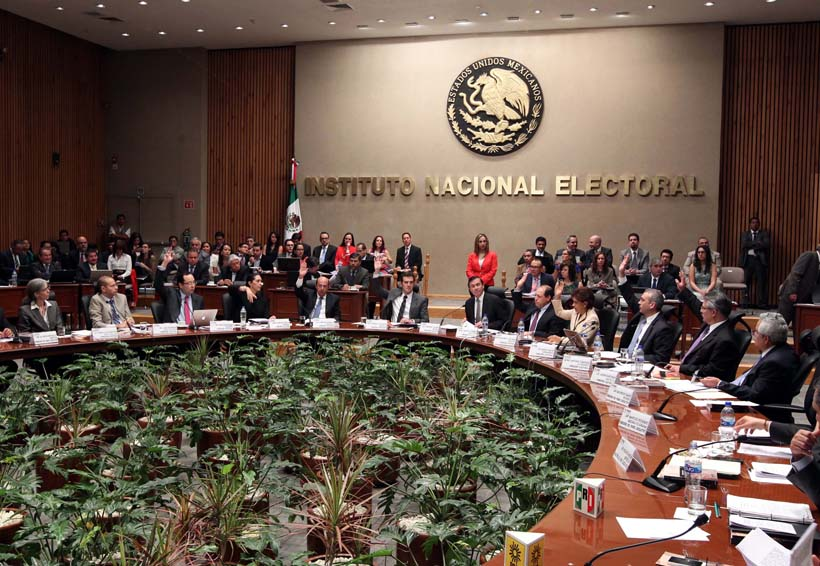 Se niega INE a donar 5% salarial a damnificados por sismos | El Imparcial de Oaxaca