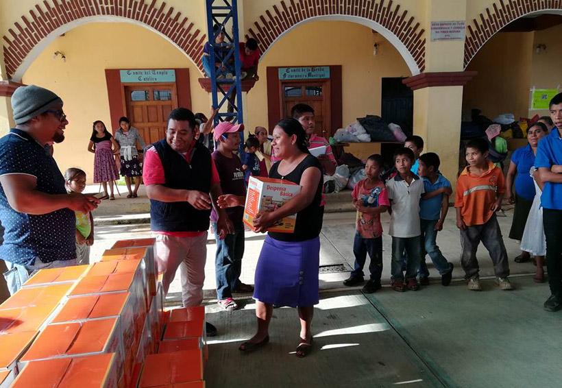 Ayuda para los Mixes, Oaxaca | El Imparcial de Oaxaca