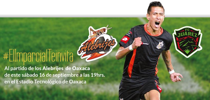El Imparcial te invita a apoyar a los Alebrijes de Oaxaca este 16 de septiembre   El Imparcial de Oaxaca