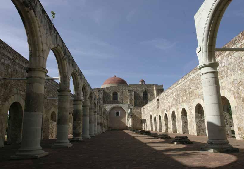 Reportan daños en el templo  del exConvento de Cuilápam | El Imparcial de Oaxaca