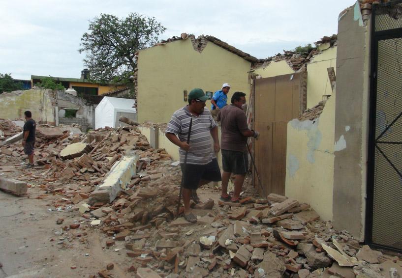 Hay 120 mil personas desplazadas por terremoto en el Istmo: Sedatu | El Imparcial de Oaxaca