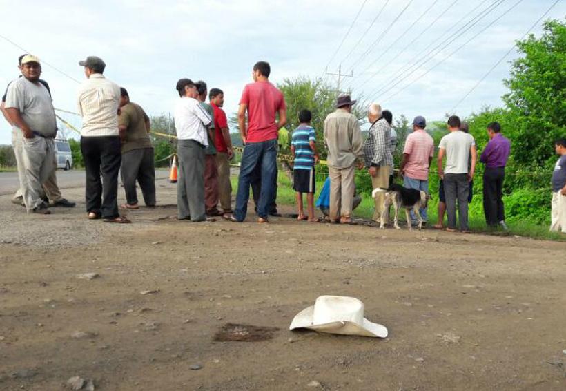 Atropellan a abuelito indigente | El Imparcial de Oaxaca