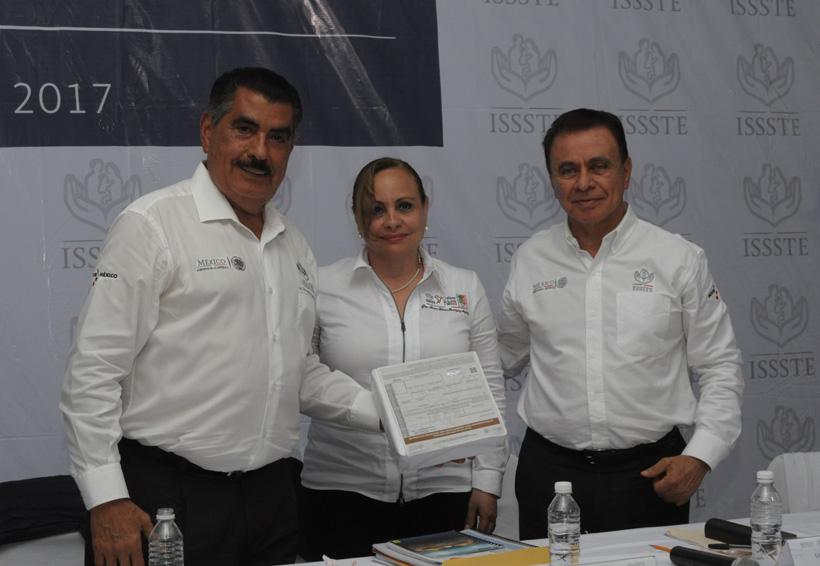 Anuncia ISSSTE bolsa de 266 mdp para préstamos | El Imparcial de Oaxaca