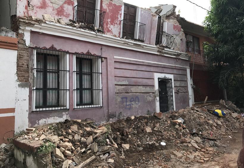 Unas 55 mil viviendas afectadas en Oaxaca por el sismo del 7 de septiembre | El Imparcial de Oaxaca
