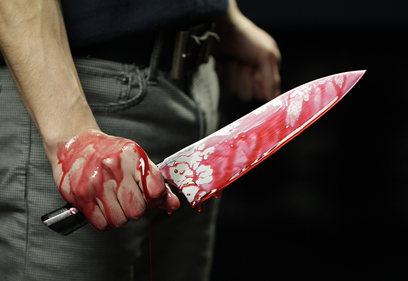 Hallan a un hombre muerto con un cuchillo incrustado en el cuello | El Imparcial de Oaxaca