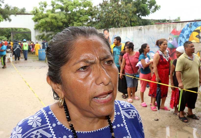 Reclama Juchitán recursos federales   El Imparcial de Oaxaca