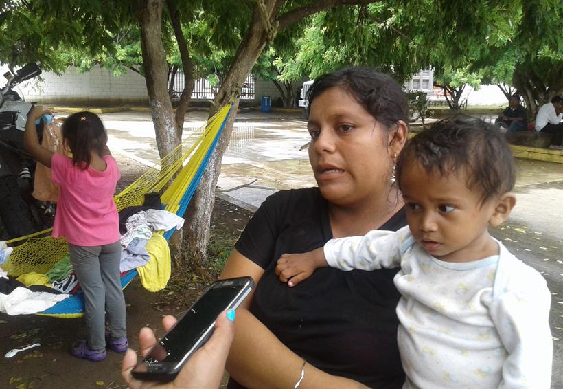 Historia de vida: Rufino salva la vida de milagro; Gloria espera a su bebé en medio de la tragedia   El Imparcial de Oaxaca