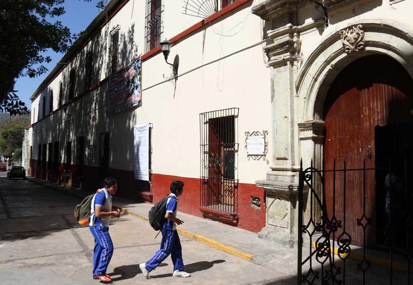 Escolares de Oaxaca, en la indefensión ante sismos | El Imparcial de Oaxaca