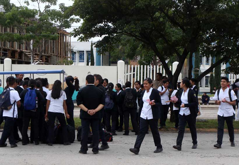 Anuncia rector clases en CU | El Imparcial de Oaxaca