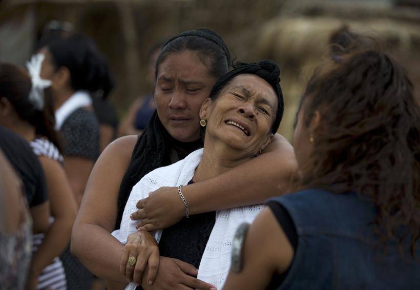 Niltepec le llora a sus muertos | El Imparcial de Oaxaca
