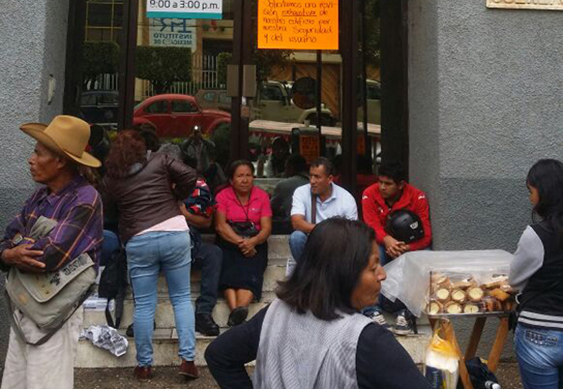 Paran empleados del Registro Civil de Oaxaca   El Imparcial de Oaxaca