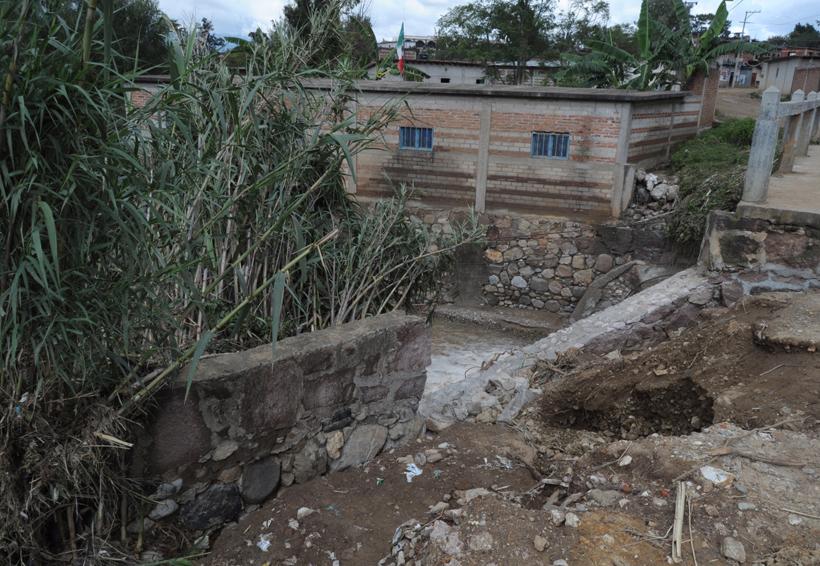 Lluvias desbordan ríos en Teitipac en Oaxaca; se inundan viviendas | El Imparcial de Oaxaca