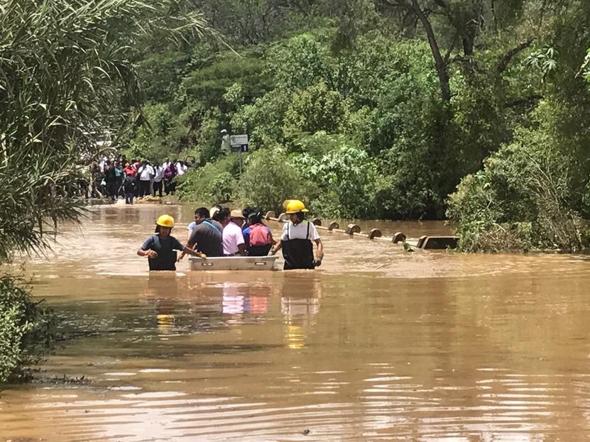 Lluvias trastocan la región Mixteca, Oaxaca | El Imparcial de Oaxaca