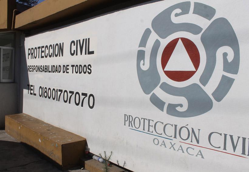 Heliodoro asume mando de Protección Civil de Oaxaca | El Imparcial de Oaxaca