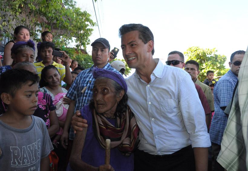 No nos iremos hasta que se normalice la situación en Oaxaca: Peña Nieto | El Imparcial de Oaxaca