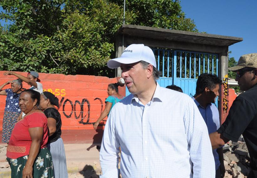 Se declara lista Hacienda para hacer frente a contingencia en Oaxaca   El Imparcial de Oaxaca
