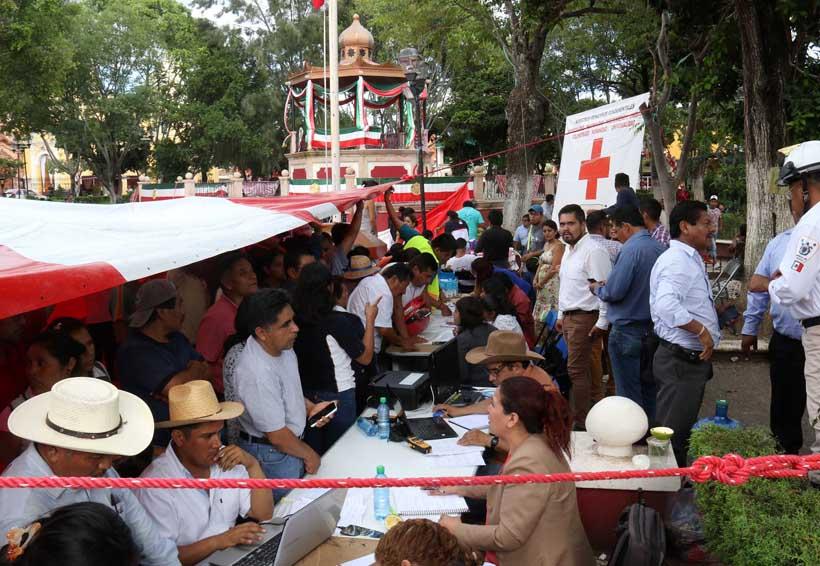 Sismo afectó a 102 mil habitantes de la Mixteca de Oaxaca | El Imparcial de Oaxaca