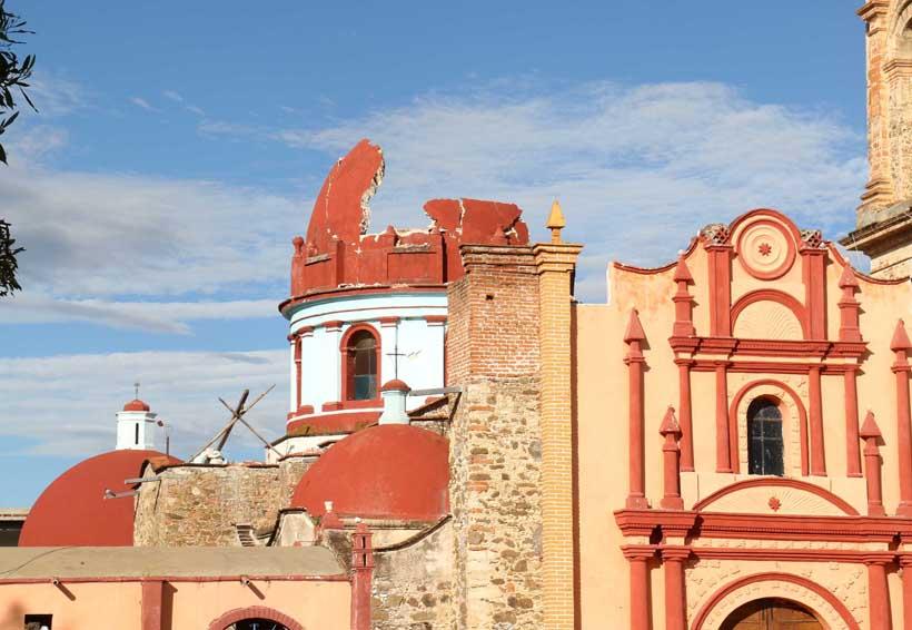 Sismo deja daños en la Mixteca de Oaxaca | El Imparcial de Oaxaca
