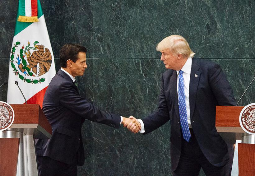 Trump ofrece ayuda a EPN ante emergencia por sismo | El Imparcial de Oaxaca