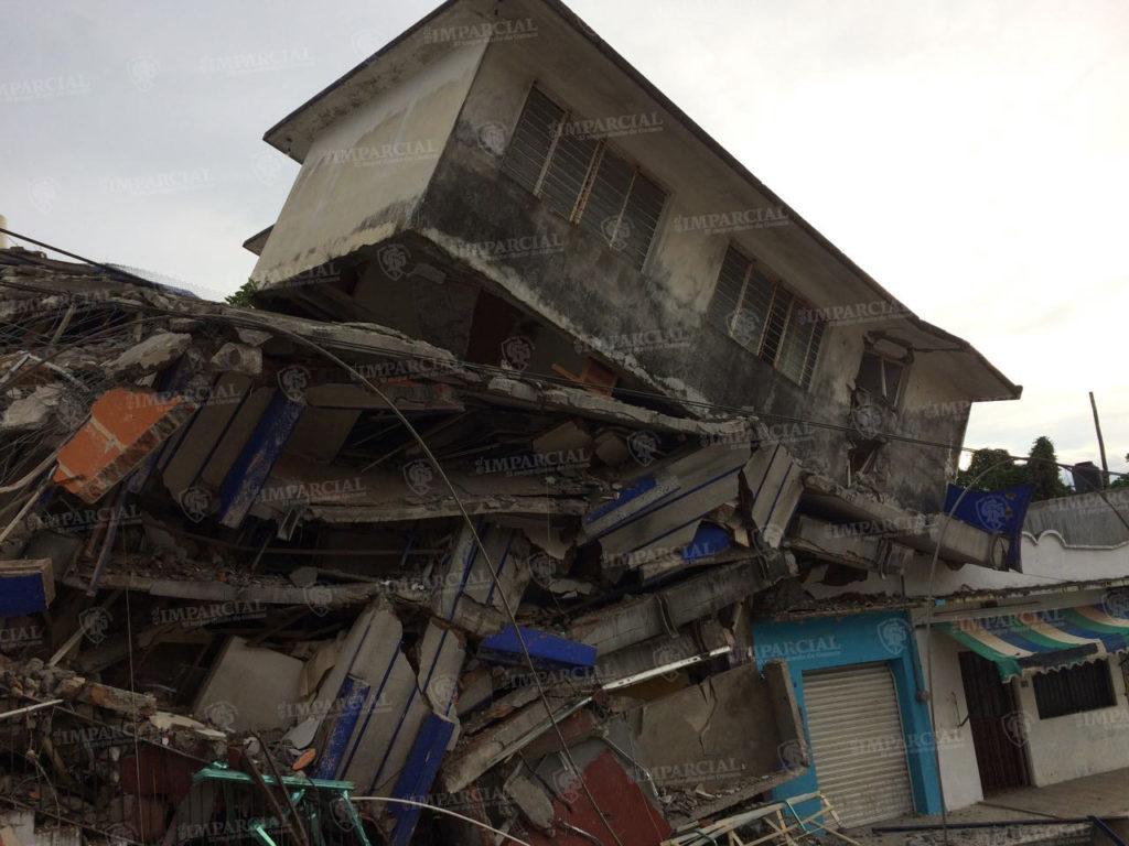 Gabinete de EPN asiste municipios afectados por el sismo de Oaxaca | El Imparcial de Oaxaca