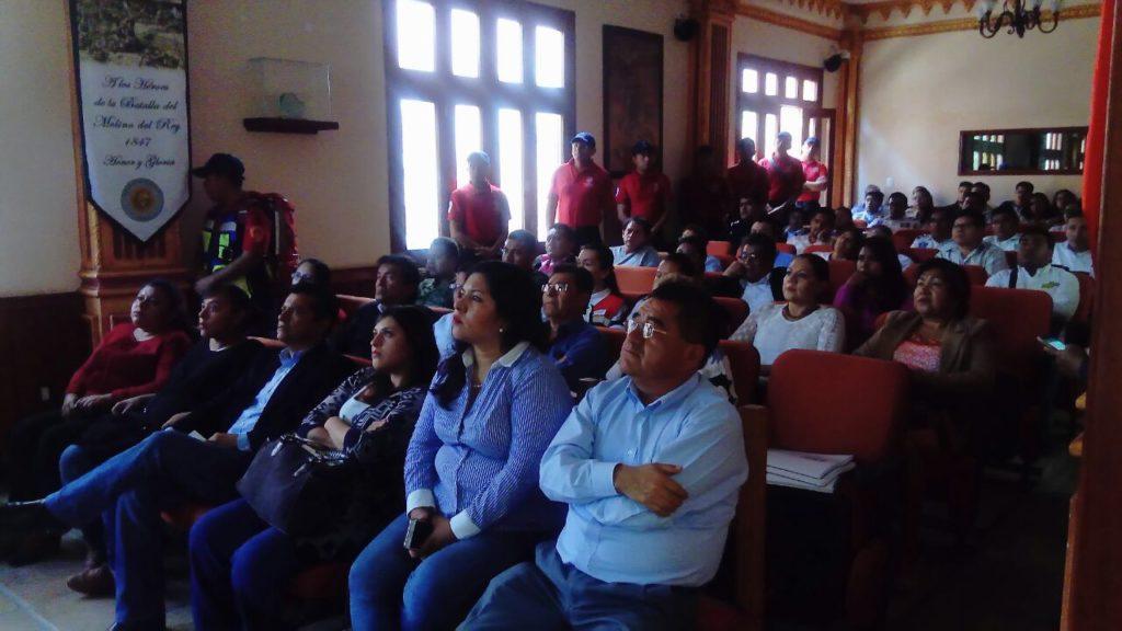 Presentan avances del Plan Municipal de Reducción de Riesgos de Desastres en Huajuapan, Oaxaca | El Imparcial de Oaxaca